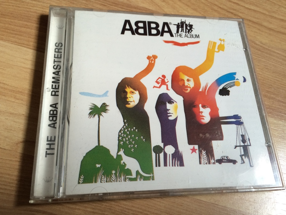 ABBA: The Album. Very good but unfortunately I don't have it on vinyl.