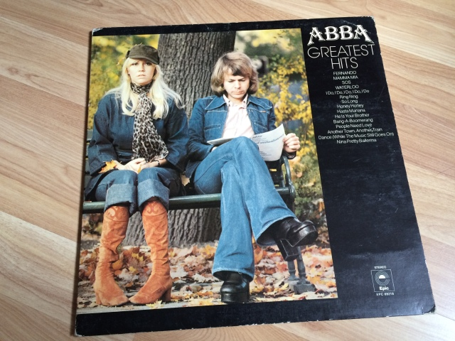 ABBA Greatest Hits: great songs, even greater clothes.