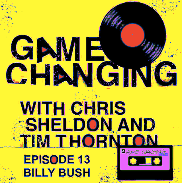 Billy Bush on the Game Changing Podcast